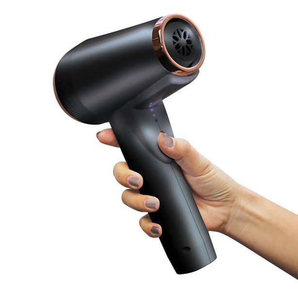 Cable-Free Anti-Frizz Hair Dryers