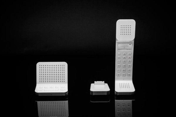 Futuristic Home Phones