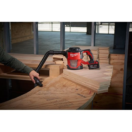 Efficient Wood Shop Vacuums