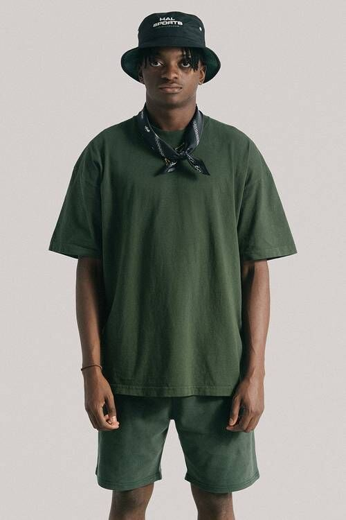 Fabric-Centric Minimal Concise Fashion