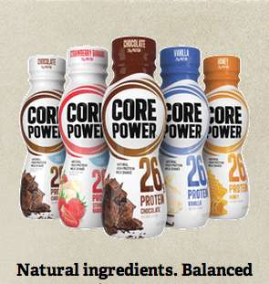 Sports Recovery Shakes
