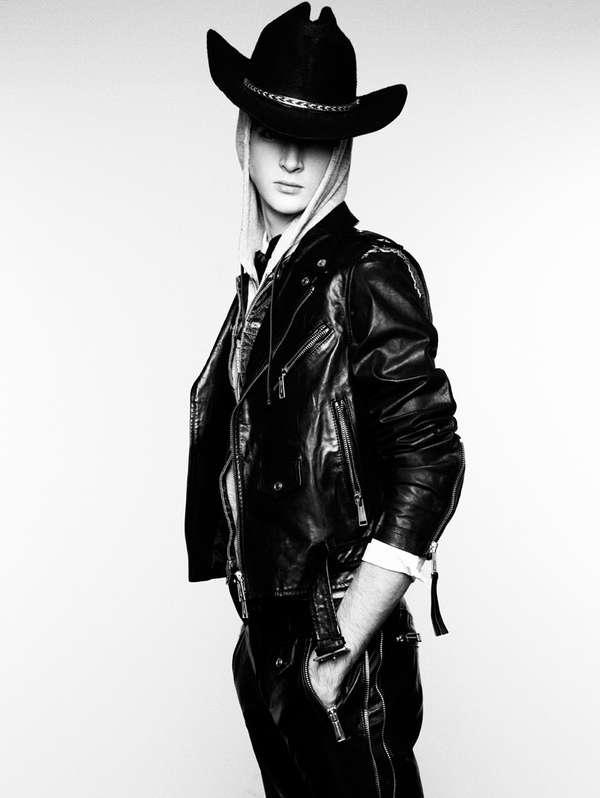 Contemporary Cowboy Captures