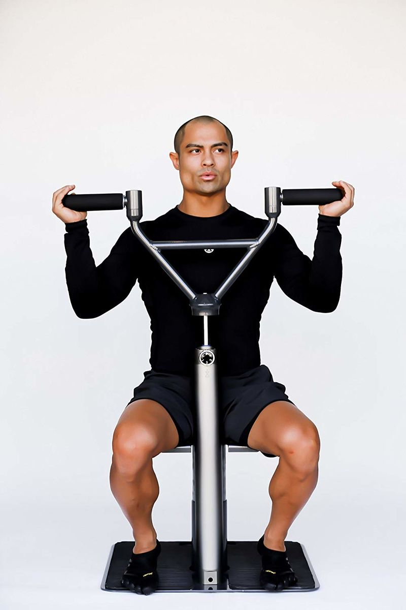 Compact All-in-One Gym Systems