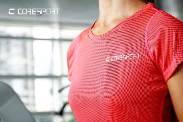 Sweat-Activated Workout Shirts