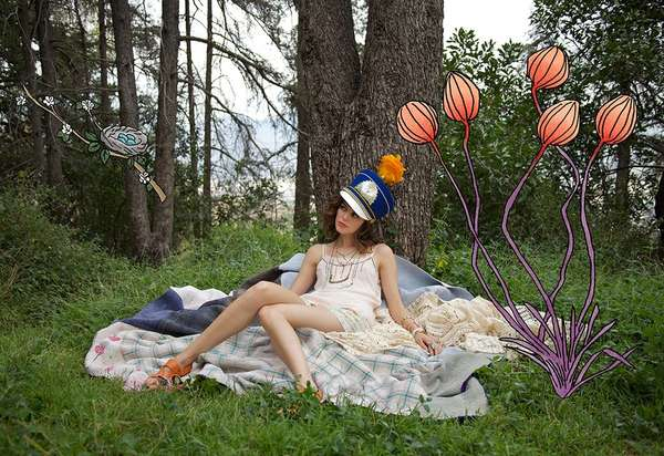 Frivolous Forest Fashions