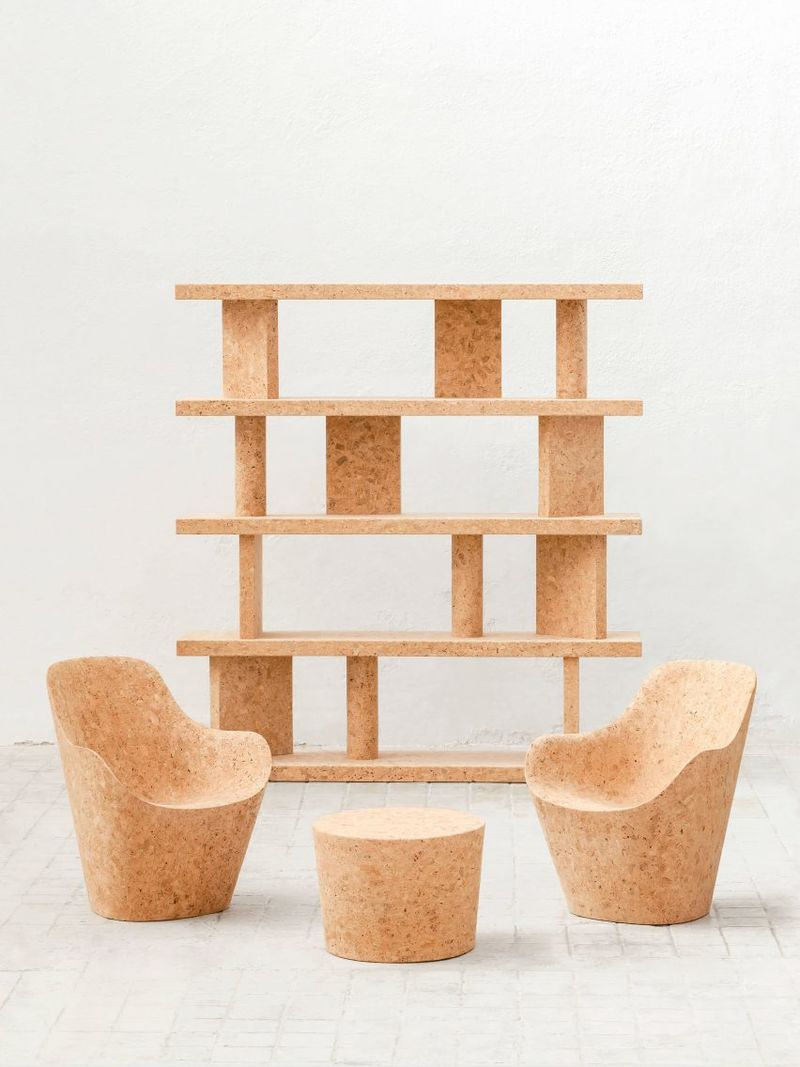 All-Cork Furniture Collections