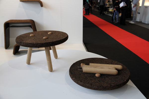 Unusual Cork Based Furniture
