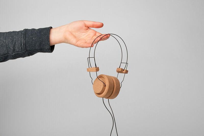 Eco Plastic-Free Headphones