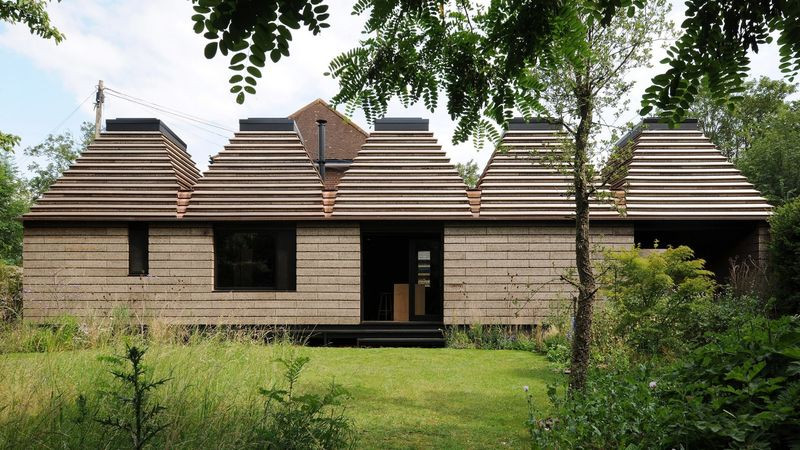 Sustainable Cork Houses