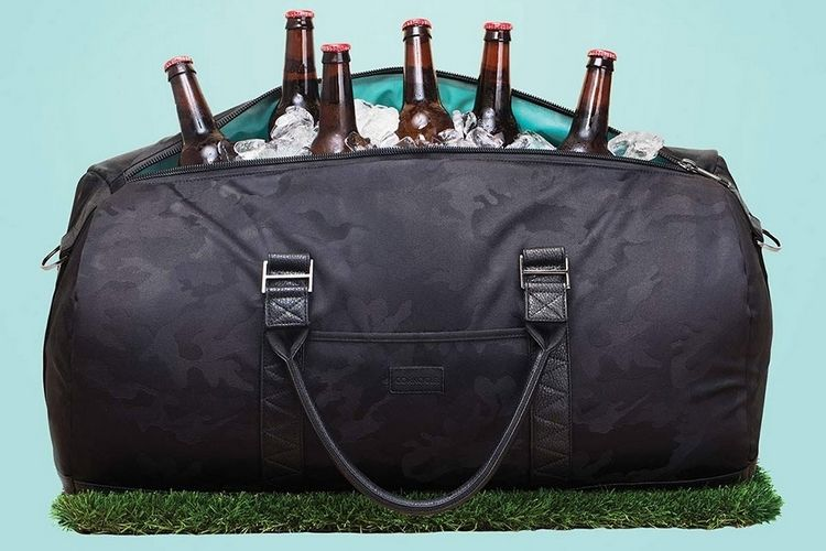 Insulated Cooler Duffle Bags