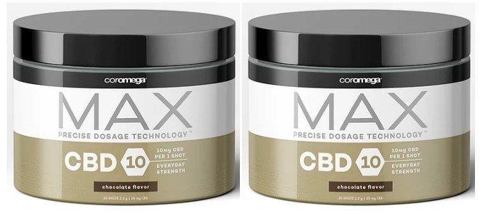 Full-Spectrum CBD Supplements