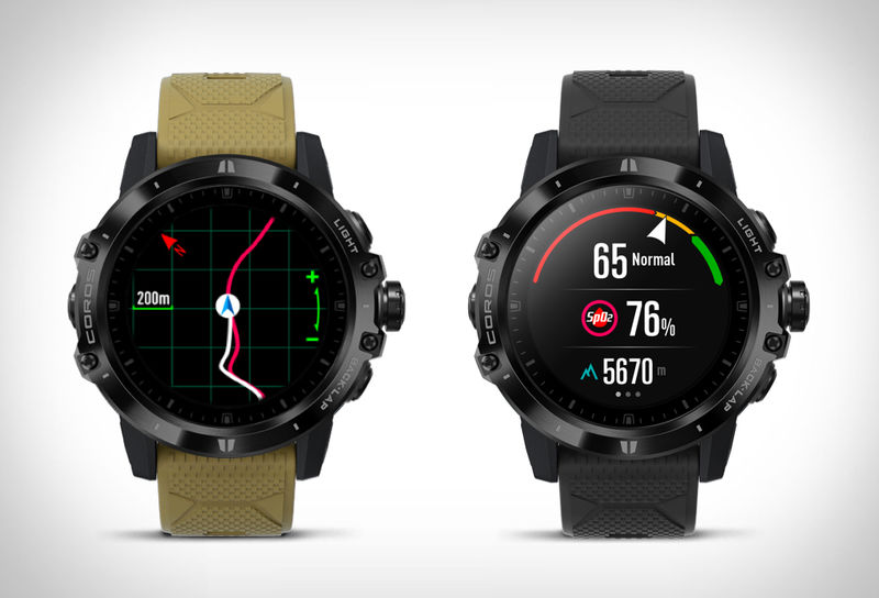 Rugged Connected Titanium Timepieces