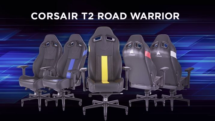 Fully Adjustable Gaming Chairs
