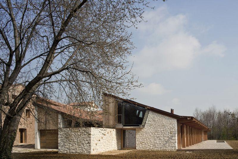 Revamped Rural Courtyards