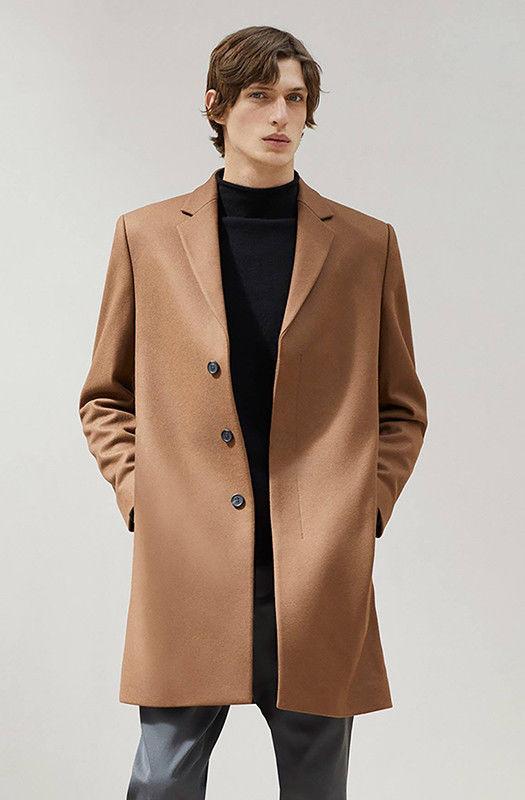 Sleek-Cut Versatile Menswear