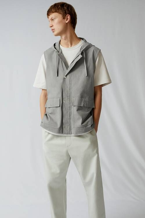 Eco-Friendly Leisure Menswear