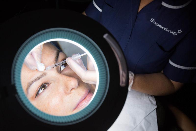 In-Store Cosmetic Procedures