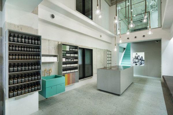 Understated Beauty Shops