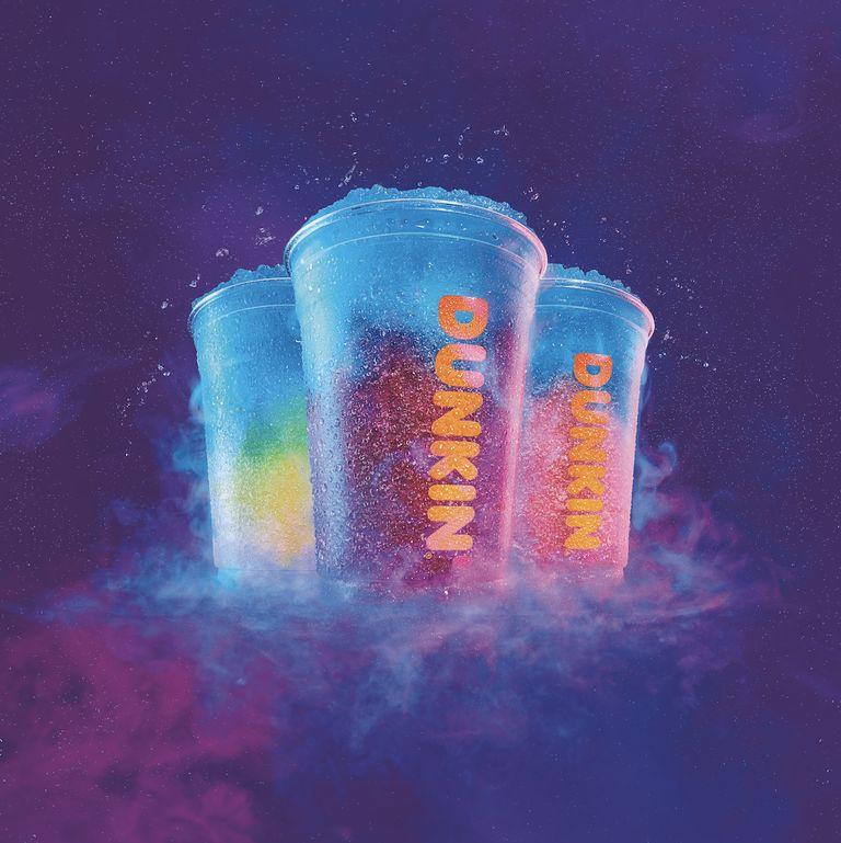 Galactic Slushie Drinks