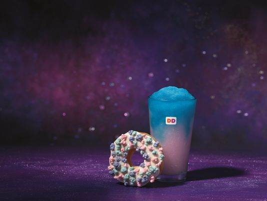 Cosmic Blue Raspberry Beverages
