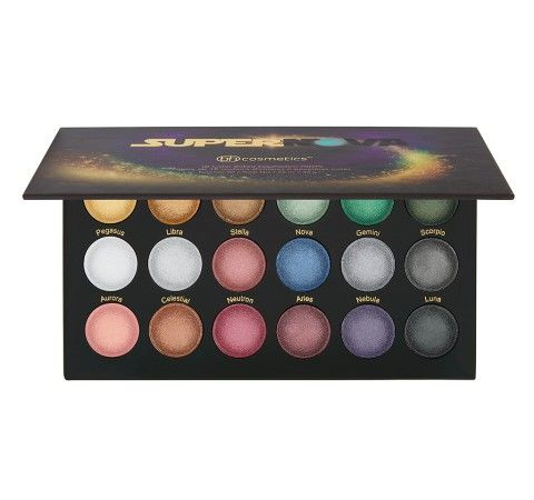 Galactic Eyeshadow Palettes