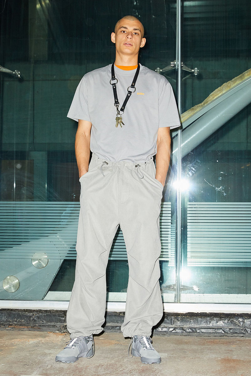 Rave-Inspired Nostalgic Streetwear