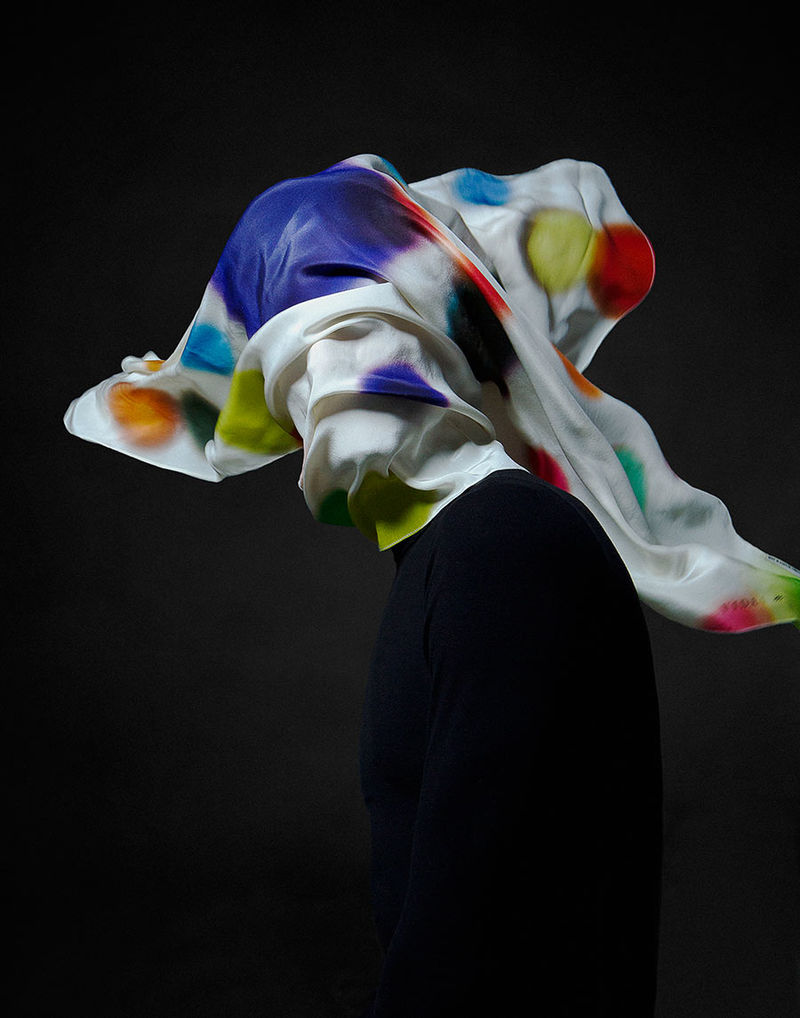 Algorithmically Designed Scarves