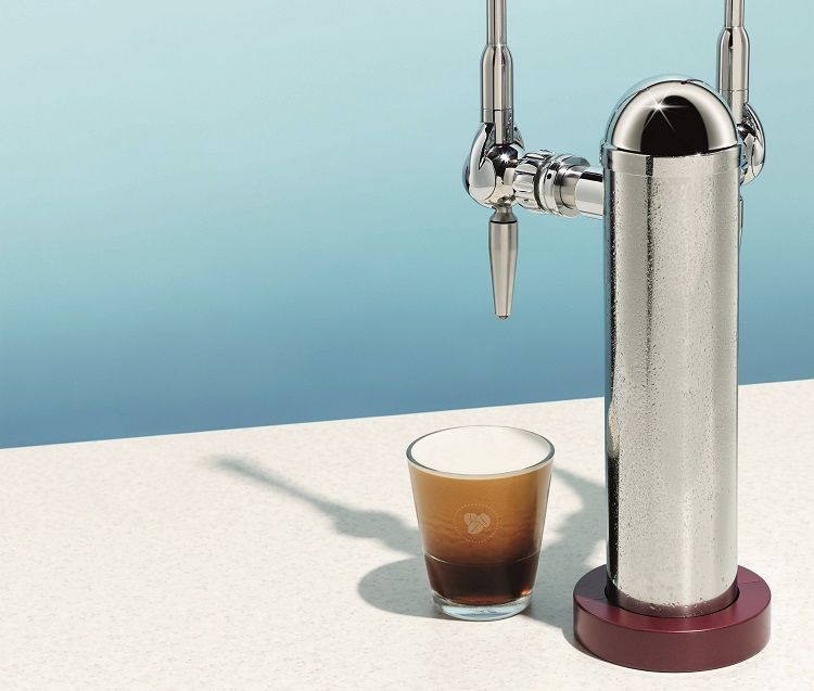 Nitro Cold-Brew Coffee Expansions