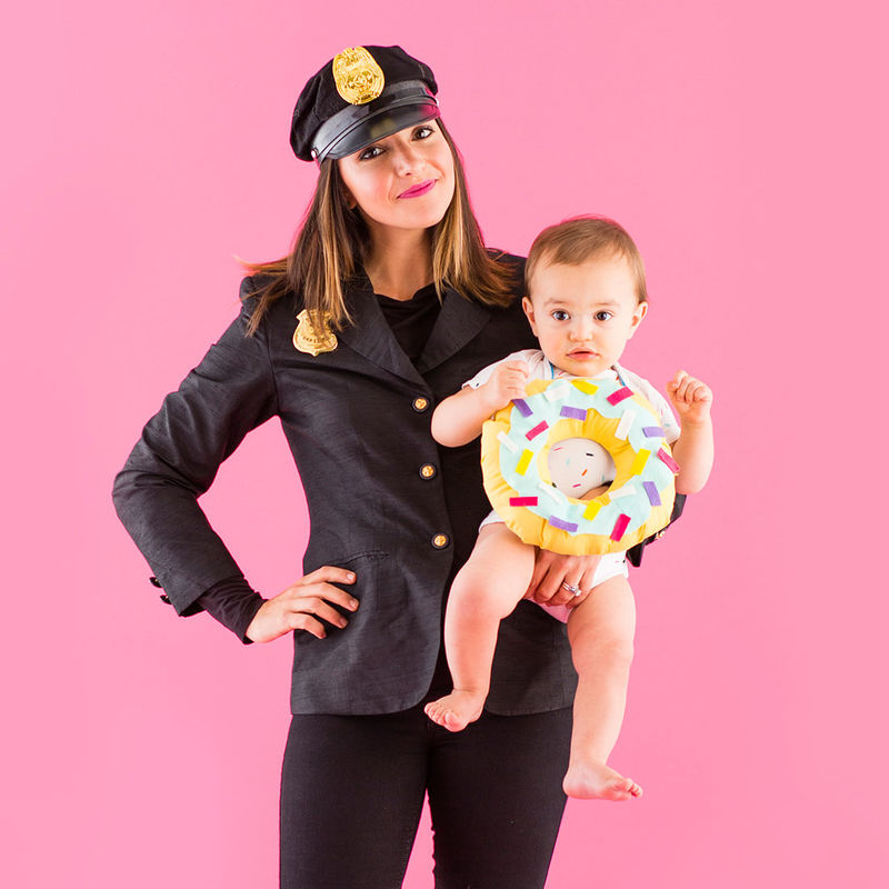 Motherly Police Costumes