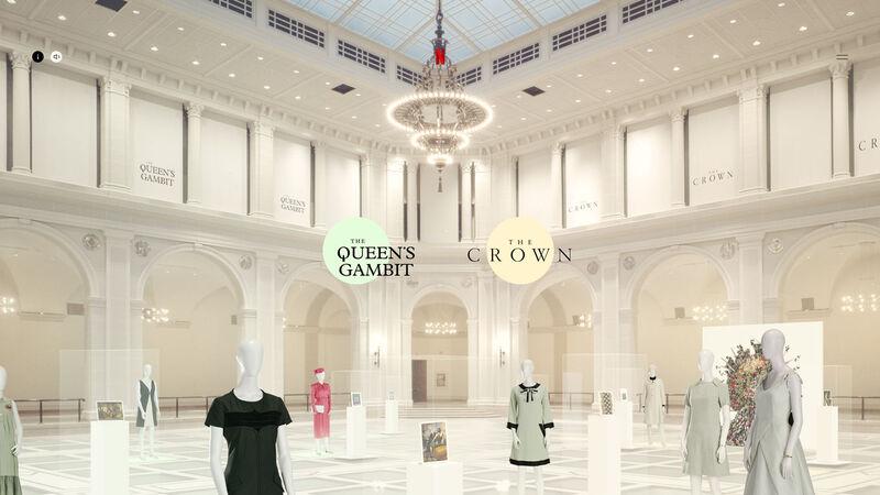 Virtual Costume Exhibits