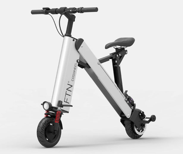 Speedy Urbanite Electric Bicycles