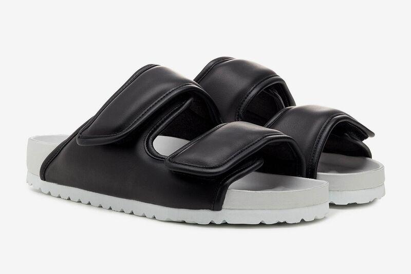 Ultra-Comfy Puffer Sandals