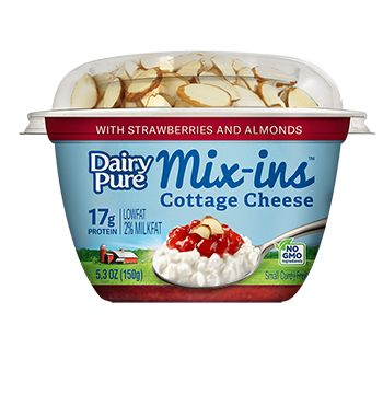 Mix-In Cottage Cheese Cups