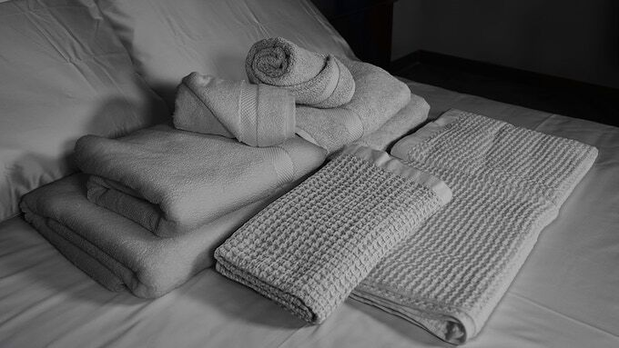 Ethereal Egyptian Cotton Towels