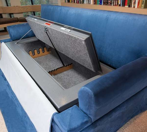 Hidden Gun Safe Couches
