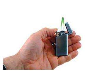 Lighters That Cough