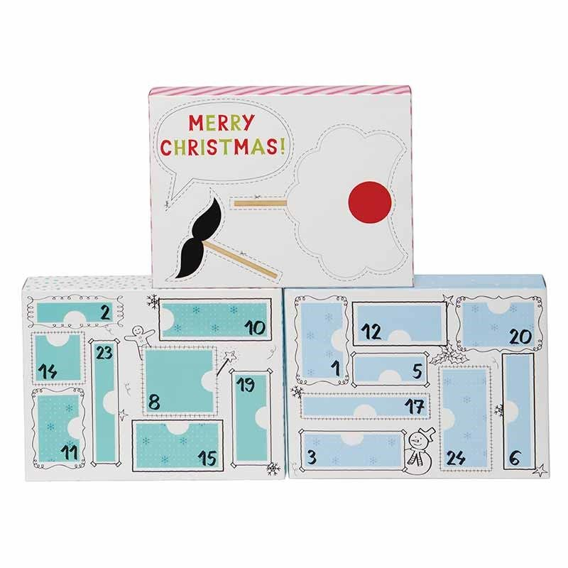 Selfie-Themed Advent Calendars