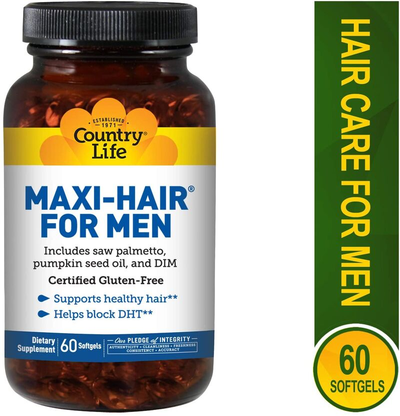 Natural Hair-Boosting Supplements