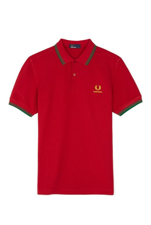 Country-Representative Polo Shirts