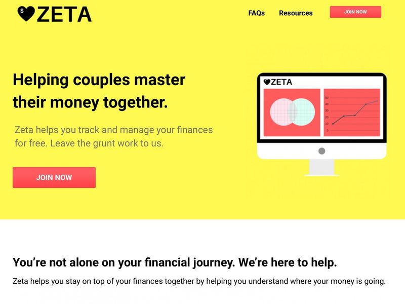 Couples Financial Platforms