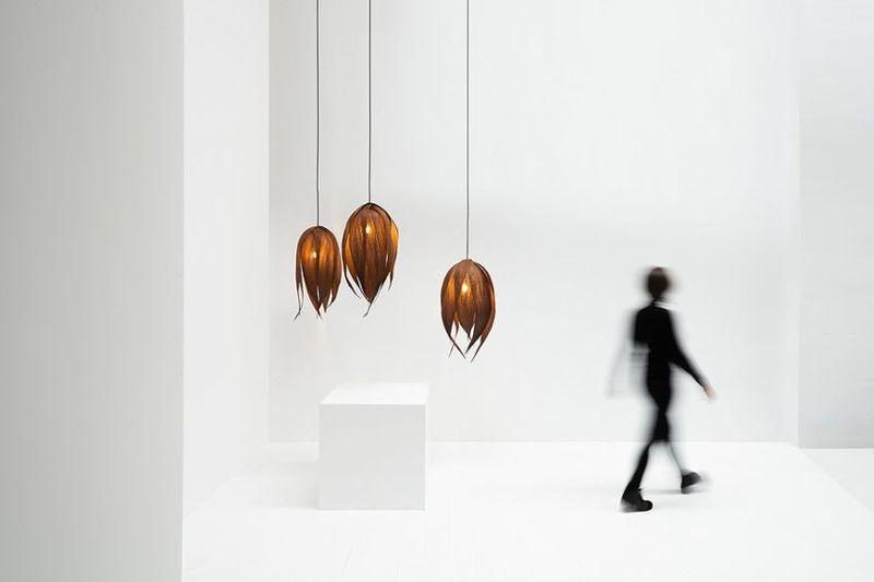Palm Leaf Lighting Solutions