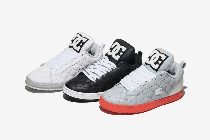 Chunky Quilted Sneakers