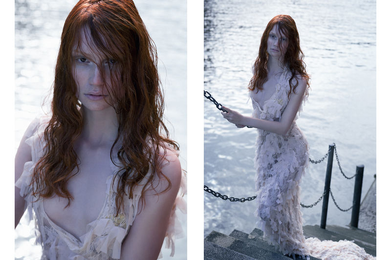 Luxe Mermaid Portrayals