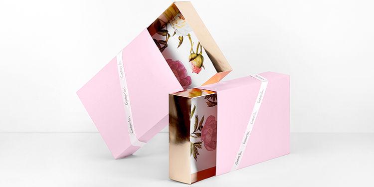 Feminine Bridal Boxes