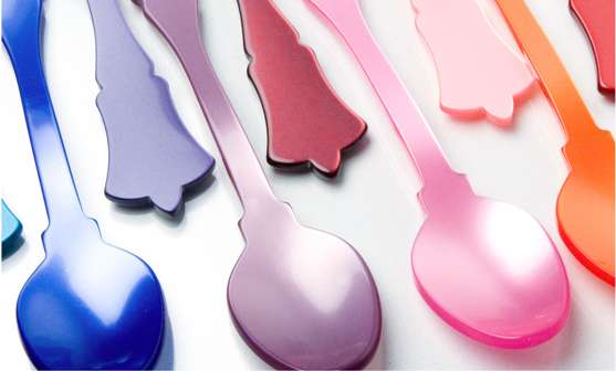 Colorful Modernized Cutlery