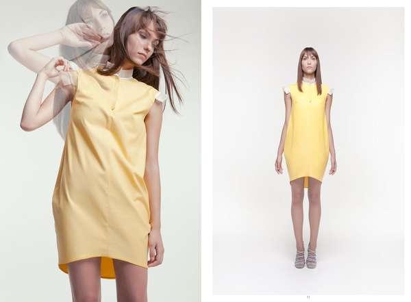 Minimalist Mod Fashion