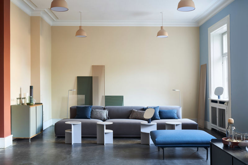 Homey Co-Working Space Interiors