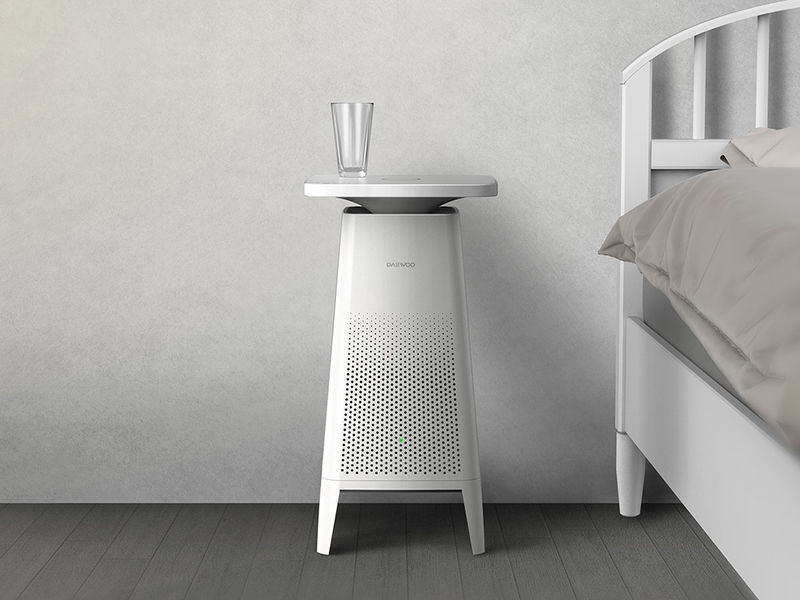 Disguised Air Purifier Furniture