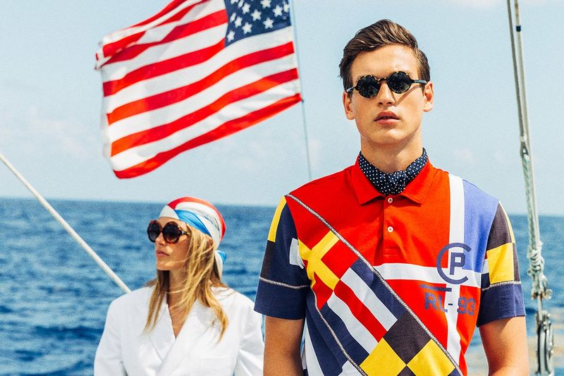 Luxe Yacht-Style Apparel