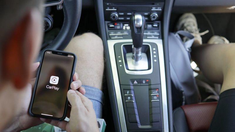 Wireless Automotive Smartphone Adapters